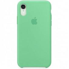Чехол Apple Silicone Case (Spearmint) для iPhone XR