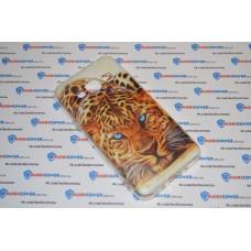 Чехол-бампер для Samsung Galaxy J3 / J320 (Леопард) (2016)