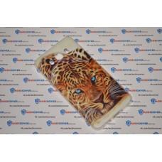 Чехол-бампер для Samsung Galaxy J7 / J710 (Леопард) (2016)