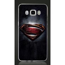 Чехол-бампер для Samsung Galaxy J7 / J710 (Супермен) (2016)