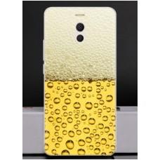Чехол-бампер для Meizu M6 Note (Пиво)