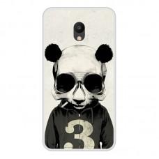 Чехол для Meizu M6 (Панда)