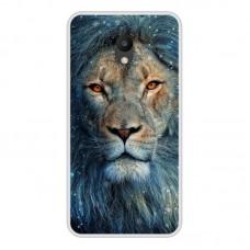 Чехол для Meizu M6 (Звездный лев)