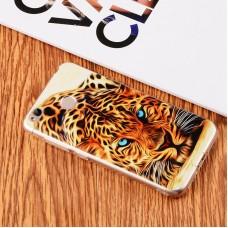 Чехол-бампер для XiaoMi Mi A1 (Леопард)