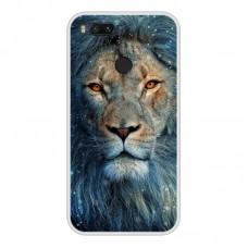 Чехол для XiaoMi Mi A1 (Звездный лев)