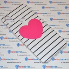 Чехол для XiaoMi Mi A2 (Большое сердце)