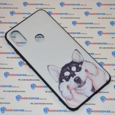 Чехол-бампер для XiaoMi Mi A2 (Хаски)