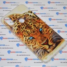 Чехол для XiaoMi Mi A2 (Леопард)