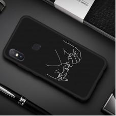 Чехол для XiaoMi Mi A2 Lite (Дружба)