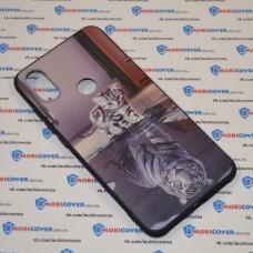 Чехол-бампер для XiaoMi Mi A2 (Отражение)
