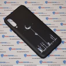 Чехол для XiaoMi Mi A3 (Человек на луне)