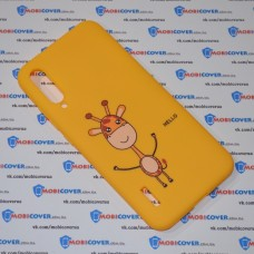 Чехол для XiaoMi Mi A3 (Hello)