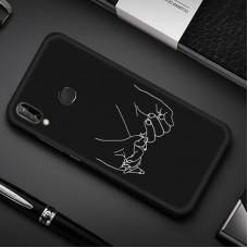 Чехол для Huawei P Smart 2019 (Дружба)