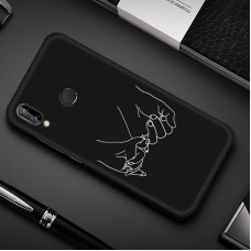 Чехол для Huawei P Smart Plus (Дружба)