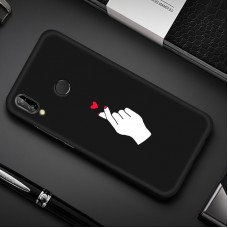 Чехол для Huawei P Smart Plus (Щелчок любви)
