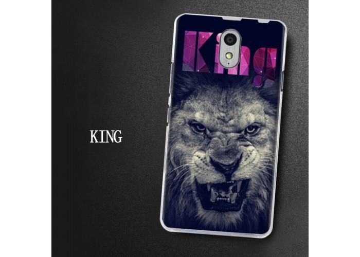 Чехол-бампер для Lenovo Vibe P1m (King)