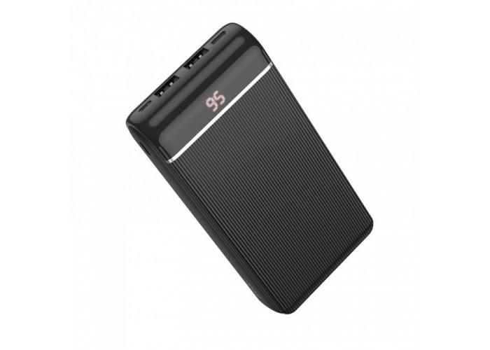 Внешний аккумулятор Power Bank Hoco J59A Famous 20000mAh (Черный)