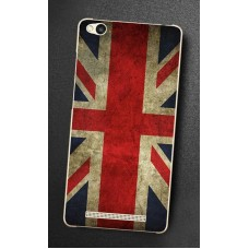 Чехол-бампер для XiaoMi Redmi 3 (Флаг Англии)