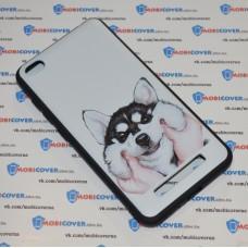 Чехол-бампер для XiaoMi Redmi 4A (Хаски)