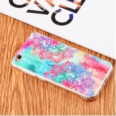 Чехол-бампер для XiaoMi Redmi 4X (Узоры Мехенди)