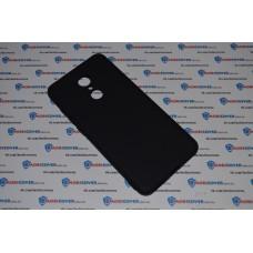 Чехол-бампер для XiaoMi Redmi 5 (Черный силикон)