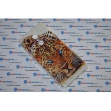 Чехол-бампер для XiaoMi Redmi 5Plus (Леопард)