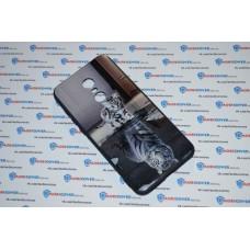 Чехол-бампер для XiaoMi Redmi 5Plus (Отражение)