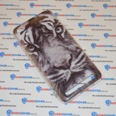 Чехол-бампер для XiaoMi Redmi 5A (Белый тигр)