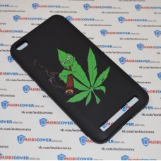 Чехол для XiaoMi Redmi 5A (Smoke Marijuana)