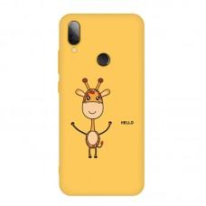 Чехол для XiaoMi Redmi 7 (Hello)