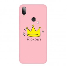 Чехол для XiaoMi Redmi 7 (Princess)