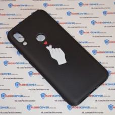 Чехол для XiaoMi Redmi 7 (Щелчок любви)