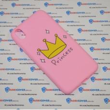 Чехол для XiaoMi Redmi 7A (Princess)