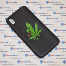 Чехол для XiaoMi Redmi 7A (Smoke Marijuana)