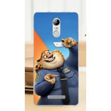 Чехол-бампер для XiaoMi Redmi Note 3/3 Pro (Бенджамин Клохаузер)