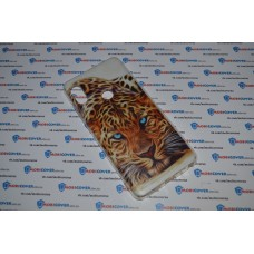 Чехол-бампер для XiaoMi Redmi Note 5 (Леопард)