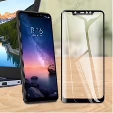 2.5D Защитное стекло для XiaoMi Redmi Note 5 (Black)