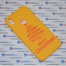 Чехол для XiaoMi Redmi Note 7 (Merry Christmas)