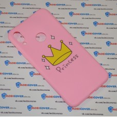 Чехол для XiaoMi Redmi Note 7 (Princess)