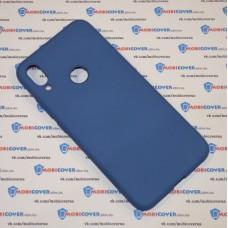 Чехол Slim Soft для XiaoMi Redmi Note 7 (Синий)