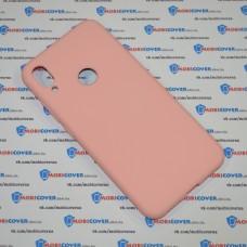 Чехол Slim Soft для XiaoMi Redmi Note 7 (Нежно-розовый)