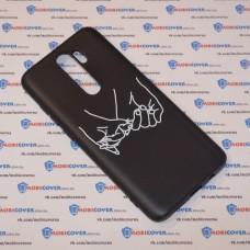 Чехол для XiaoMi Redmi Note 8 Pro (Дружба)