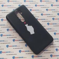 Чехол для XiaoMi Redmi Note 8 Pro (Щелчок любви)