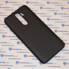Чехол Slim Soft для XiaoMi Redmi Note 8 Pro (Черный)
