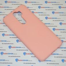 Чехол Slim Soft (Нежно-розовый) для XiaoMi Redmi Note 8 Pro