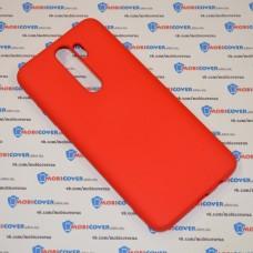 Чехол Slim Soft для XiaoMi Redmi Note 8 Pro (Красный)