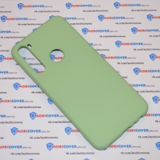 Чехол Slim Soft для XiaoMi Redmi Note 8 (Салатовый)