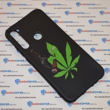 Чехол для XiaoMi Redmi Note 8 (Smoke Marijuana)