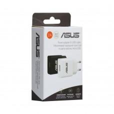 Сетевое зарядное устройство Asus YJ-06, 2A + кабель USB - Micro USB (Черный)