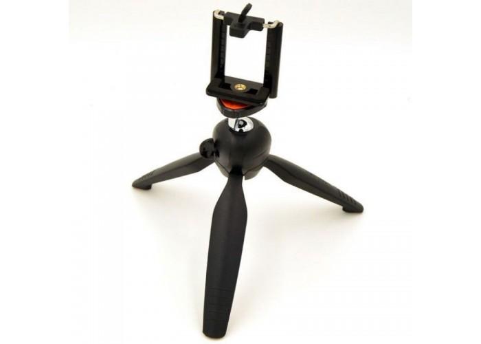 Трипод-штатив Mini Yun Tfng XH-228 тренога для телефона (Черный)